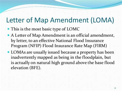 letter of map amendment letter of map amendment letter of map revision f autos post