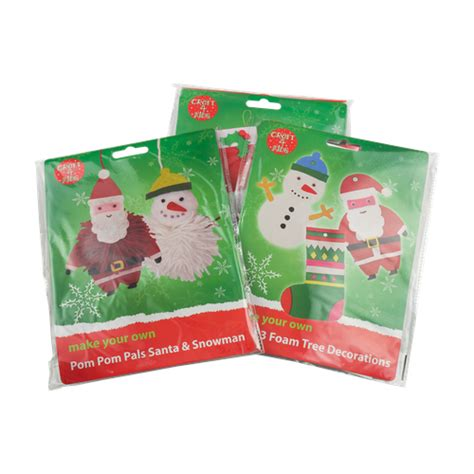 esposti craft range christmas craft kits