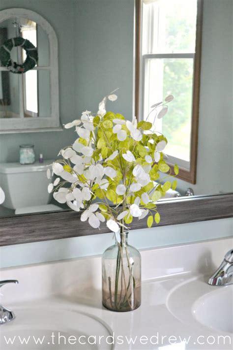 simple master bathroom updates    selling