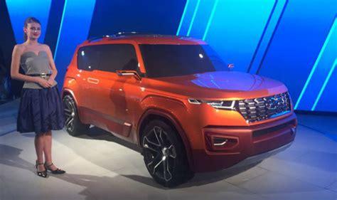 Hyundai Unveils Hnd 14 Compact Suv At Auto Expo