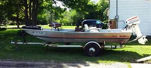 Bass Tracker Boat For Sale From USA