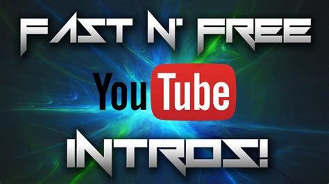 free intro how to make a intro fast free funnycat tv