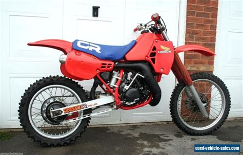 honda motocross bikes for sale 1984 honda cr 250 for sale in the united kingdom