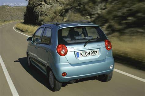 Chevrolet Matiz  Spark (m200) Specs & Photos  2005, 2006