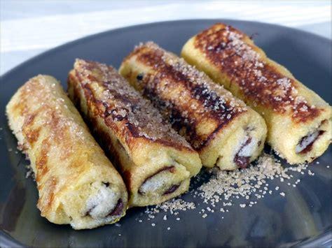 dessert avec nutella rapide gouter rapide et gourmand perdu roul 233 au nutella