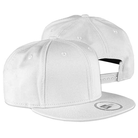 design a hat custom new era flat bill snapback hat design premium