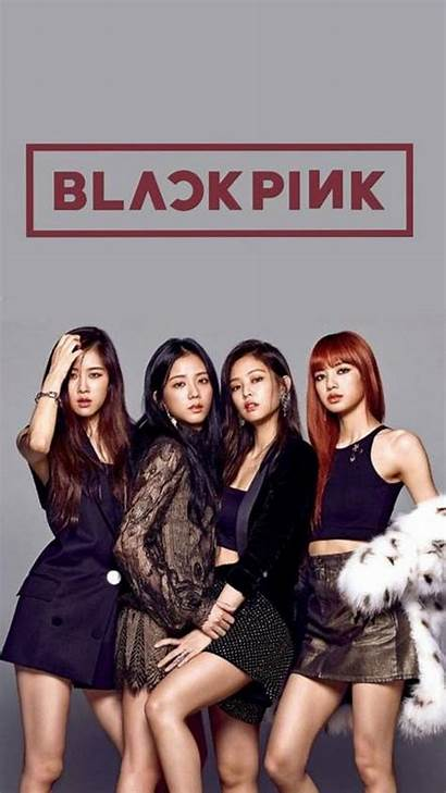 Blackpink Pink Iphone Wallpapers Rose Android Blink