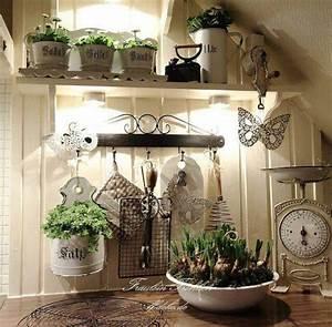 Küchen Vintage Style : pin von jewel greenwaldt auf kitchens pinterest k che deko k che und vintage deko ~ Sanjose-hotels-ca.com Haus und Dekorationen