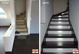 Renovation Marche Escalier : r novation escaliers renov 39 escaliers r novation d ~ Premium-room.com Idées de Décoration