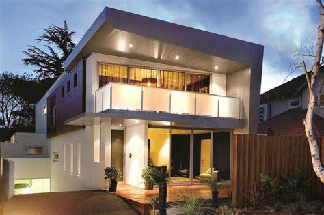 C R Home Designs : 4 Story Modern House