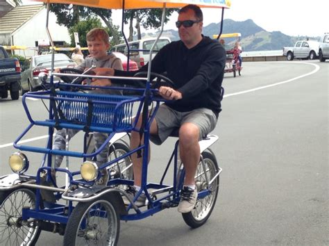 quad cycle cruisers whitianga
