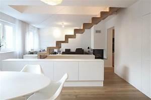 Porte D Intérieur Sur Mesure : escalier contemporain ~ Dailycaller-alerts.com Idées de Décoration