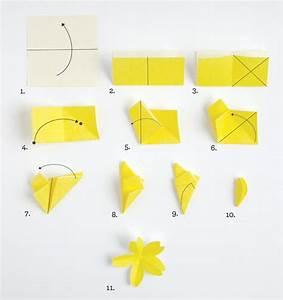 Fleur En Origami Facile : fabriquer des fleurs en papier maternelle ~ Farleysfitness.com Idées de Décoration