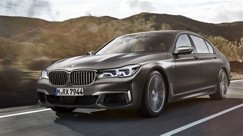 Bmw's Bigbodied 760i Xdrive Sounds And Handles Like A