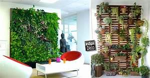 Mur Végétal Intérieur Ikea : un mur v g tal pour un d cor tr s original 20 id es video ~ Dailycaller-alerts.com Idées de Décoration