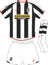 Juventus 2 Football Shirt Graphics