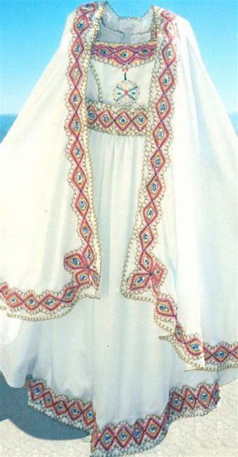 robe kabyle blanche moderne pin robe kabyle blanche avec barnous genuardis portal on