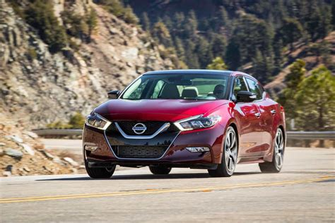 2018 Nissan Maxima Review | Independant Reviews at ...