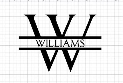 split letter monogram tutorial  cricut design space