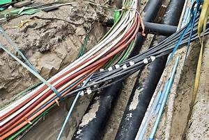 Sizing Electrical Wire For Underground Circuit Cable