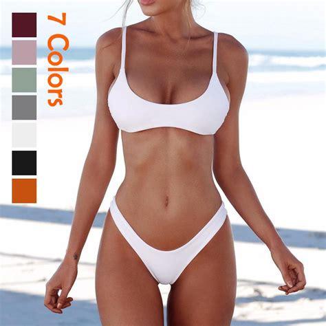 Sierra Yellow Micro Bikini
