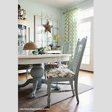 How To Recover A Dining Room Chair Easily Celebrating