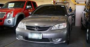 Cars For Sale In The Philippines  2004 Honda Civic Vti