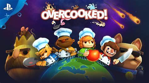Arena local y duelo de cpu para 2 jugadores**. El caótico juego cooperativo de cocina Overcooked ...