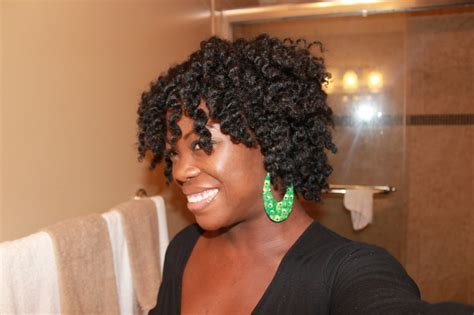 4 Gorgeous & Easy Styles For Short To Mid-length Natural