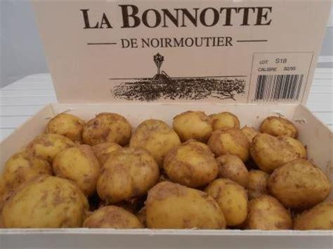 pomme de terre noirmoutier bonnotte ile de noirmoutier