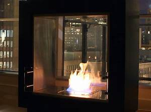 Cheminée Ethanol Bricorama : allumer le feu d 39 une chemin e thanol elle d coration ~ Edinachiropracticcenter.com Idées de Décoration