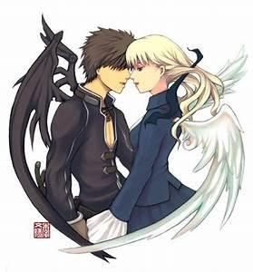 DEVIL AND ANGEL LOVE | Forbidden Love Blog Hop | Pinterest ...