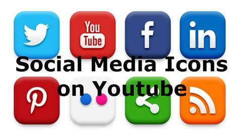 add links   youtube bannerfacebook instagram