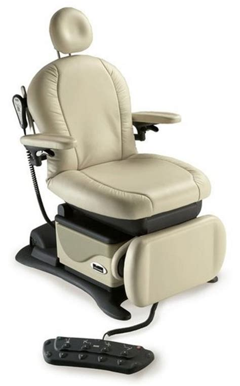 midmark 641 barrier free power procedure chair id 7228107