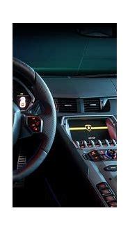 Lamborghini Aventador Interior CGI Wallpapers | HD ...