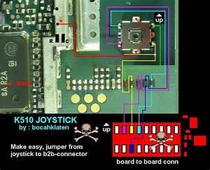 Mobile Repairing  Sony Ericsson K310  K510 Repairing Pictures
