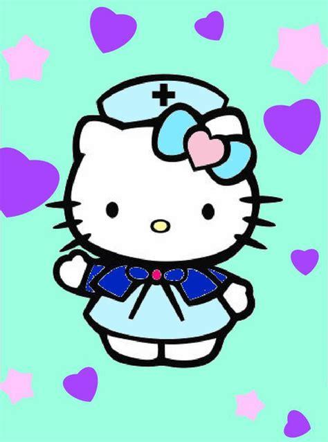 Hello Kitty Nurse Wallpaper  Wwwimgkidcom  The Image