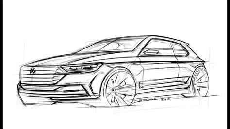 Car Sketch Tutorial
