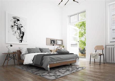 chambre scandinave décoration de chambre scandinave idées et inspirations
