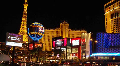 las vegas top 7 destination for refreshing vacation