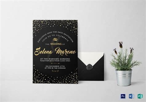 57+ Examples of Wedding Invitations PSD AI EPS Free