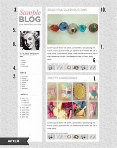 10 Blog Layout Tips - A Beautiful Mess