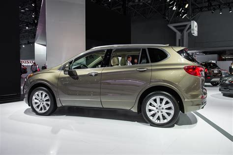 2018 Buick Envision To Start At 42995 Gm Authority