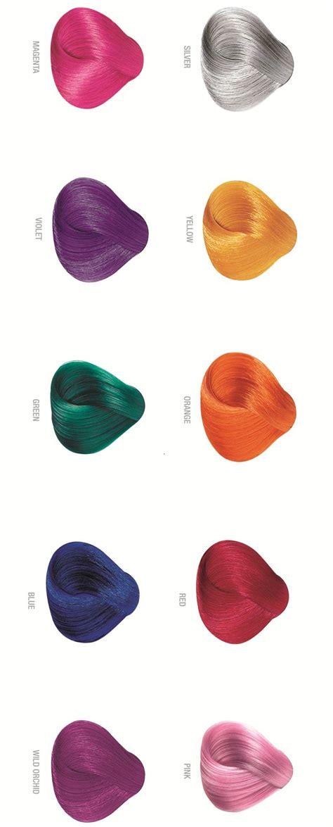 pravana color chart pravana chroma silk vivids demi permanent hair dyes 2 pack