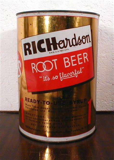 richardson brands root beer world