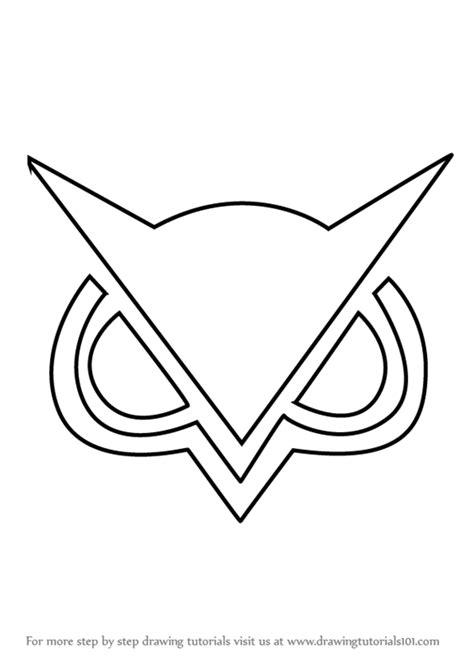 learn   draw vanossgaming logo brand logos step