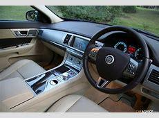 2008 Jaguar XF SV8 Review & Road Test photos CarAdvice