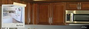 Kitchen Cabinet Refacing Refinishing Resurfacing
