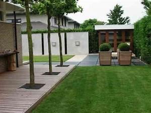comment amenager son jardin paysager moderne jardin With amenager un jardin paysager 3 jardin paysager moderne comment lamenager