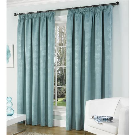 Curtain: stunning patterned blackout curtains Blue